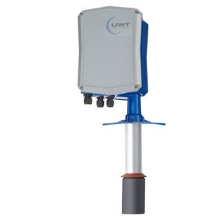 NivoBob NB 3100 - electromechanical lot sensor for continuous level measurement rope version with pvc weight