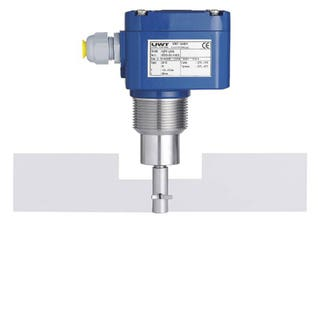 Rotonivo RN 3005 - Rotary paddle level switch extra short version for loading bellows - sensor for point level measurement