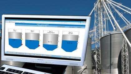 Efficient silo management for smooth process flow