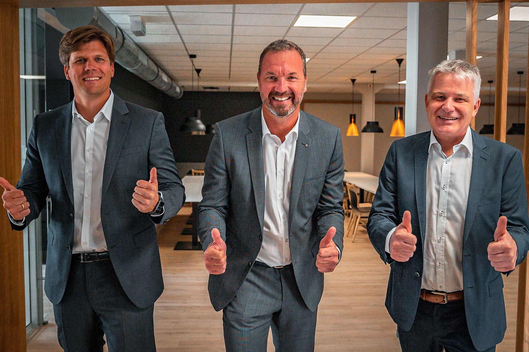 UWT Geschäftsführer erweitert Führungskreis